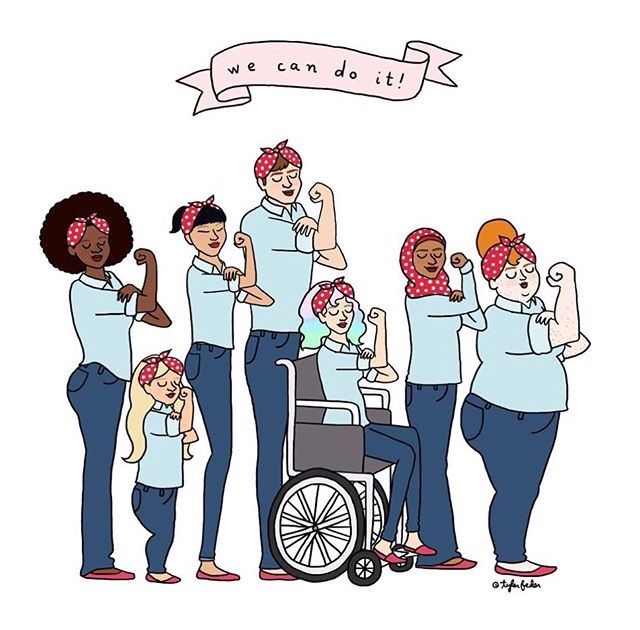 the importance of change in the concept of feminism Feminism is not accurately portrayed on social media here are 20 misconceptions about feminism that ruin the feminist movement lately there has been a dramatic increase in the amount of discussion around the concept of feminism, which is awesome.